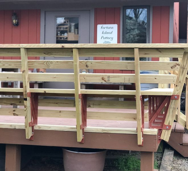Deck project -1-11