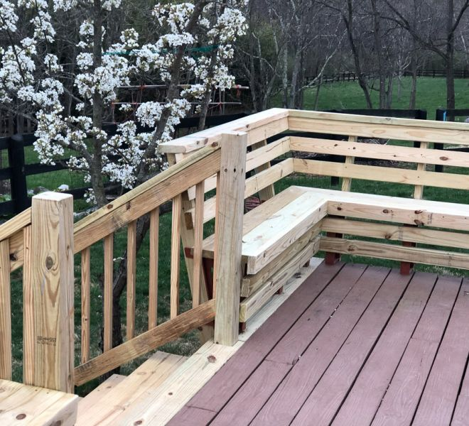 Deck project -1-6