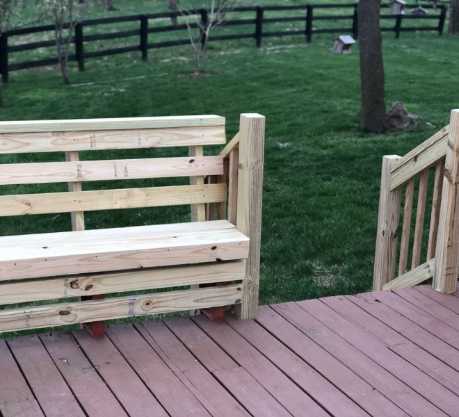 Deck project -1-7
