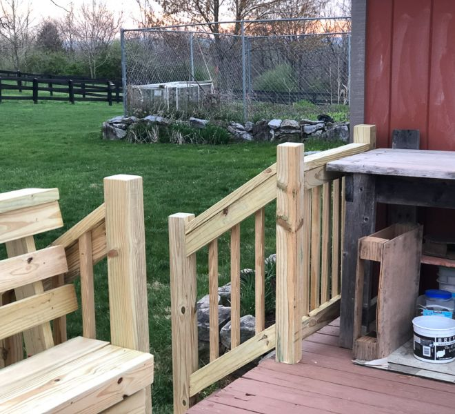 Deck project -1-8