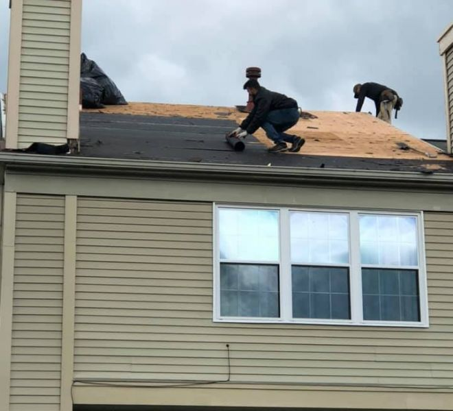 Full Fontenot Roof Replacement Leesburg VA